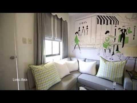 Cara/Carmela 3BR House Model Interior in Camella Homes