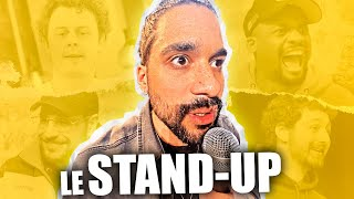 LE STAND UP - JEREMY