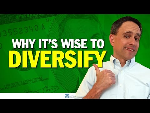 Diversifying Your Portfolio - Why You Should Have an Investment Diversification Strategy