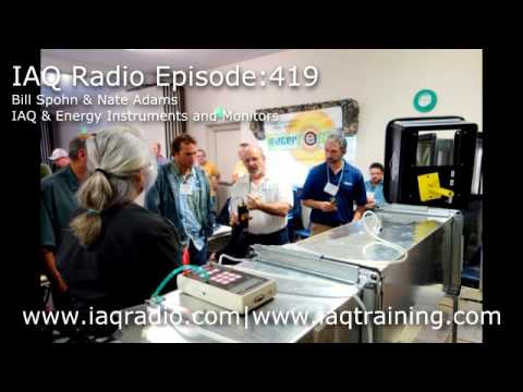 #419: Bill Spohn & Nate Adams – IAQ & Energy Instruments and Monitors
