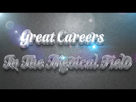 Careers in the Medical Field- Best Allied Health Careers