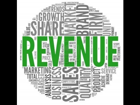 What is Revenue?
