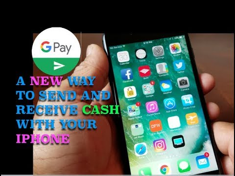 A  New Way To Send And Receive Cash With Your iPhone!