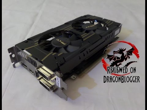 Tutorial: How to install/upgrade a video card into a PC, PNY XLR8 GTX760 OC