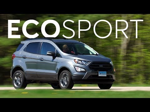 2018 Ford EcoSport Quick Drive   Consumer Reports