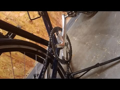 How To Set Chain Tension On A Single Speed Or Fixed Gear Bike Blogger