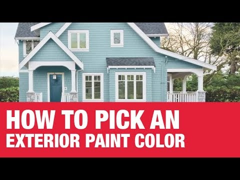 How To Choose An Exterior Paint Color - Ace Hardware
