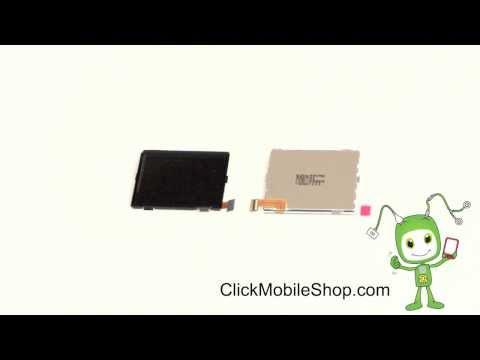 BlackBerry 9700 Bold Original LCD Display - New - Version 002