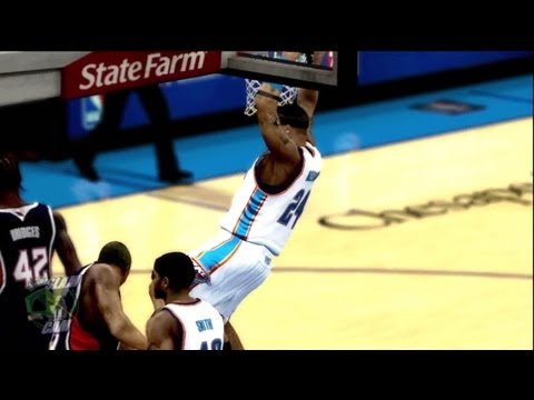 NBA 2K12 My Player: A Very Close Call (New Shoes + Attributes) ft Marc Alexander