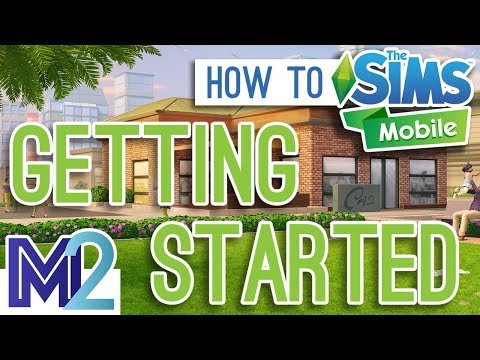 Sims Mobile - Getting Started with Interface and Menu Controls