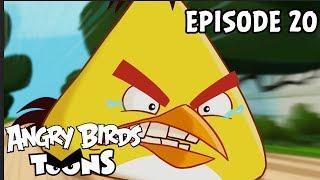 Angry Birds Toons - Run Chuck Run (Ep20 S1)