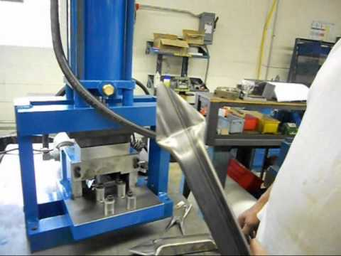 Vogel Picket Forming Tool
