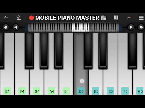 Happy Birthday To you Piano Tutorial|Piano Keyboard|Piano Lessons|Piano Music|learn piano Online