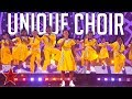 Choir Gets The Judges Dancing To AMAZING AFRICA Cover On America39 Got Talent Got Talent Global