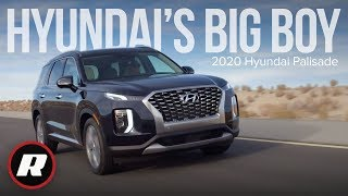 2020 Hyundai Palisade: 5 things to know about this 3-row SUV