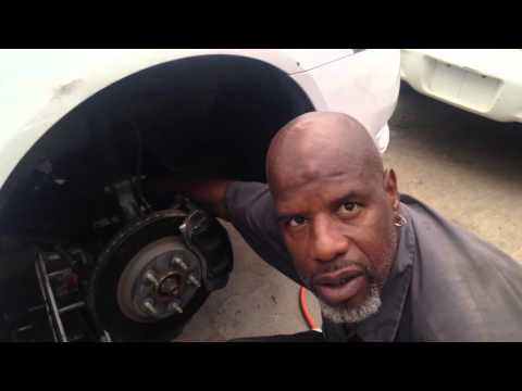 2012 Impala Power Steering Pump Replace 3.6L