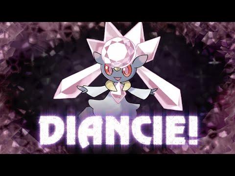 Get Diancie for Pokémon X and Pokémon Y!
