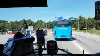Orust Express Stenungsund till Uddevalla via Orust ( Del 1 )