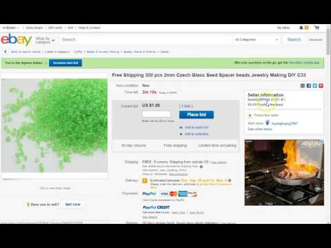 TWN - Getting Super Fast Feedback on eBay