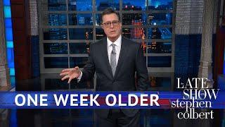 One Week Older, The Trump Shutdown