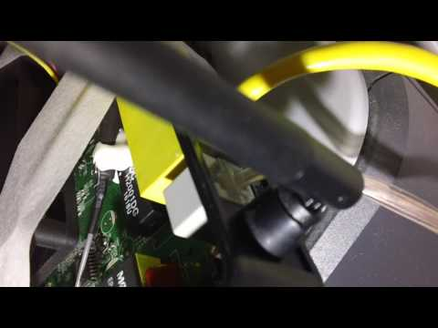 Verizon modem overheat issue added fan hack