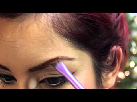 How I Match My Eyebrows to my Red Hair