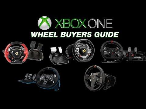 XBox One Racing Wheel Buyers Guide by Inside Sim Racing
