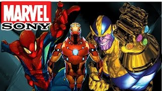 Official Spiderman In The Marvel Cinematic Universe Sony And Marvel Have Reached An Agreement