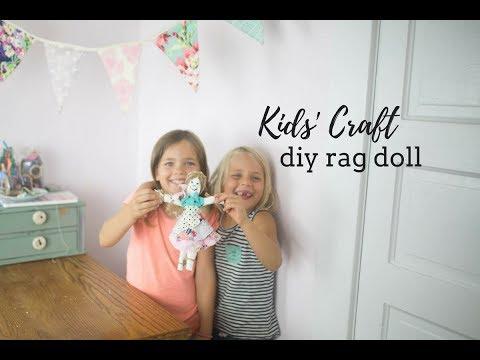 DIY Rag Doll