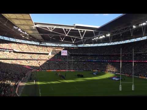 Ireland V Romania, Rugby World Cup 2015. (Ireland's Call)