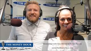 Money Chat With Tina Mitchell & Keelan Harvey