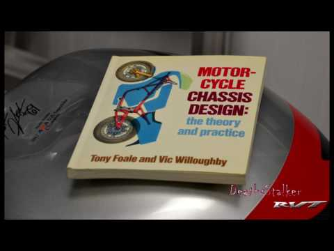 Motorcycle Chassis Design The Theory and Practice by Tony Foale and Vic Willoughby