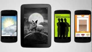 Mobile Ads Showcase App