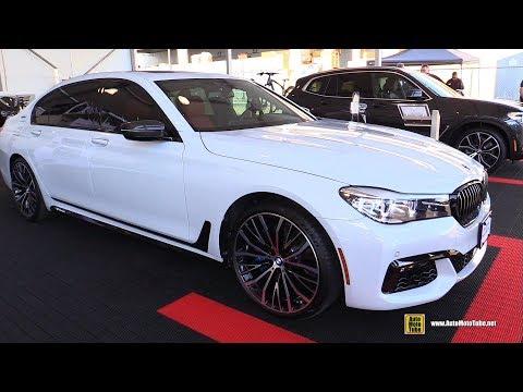 2018 BMW 740e xDrive iPerformance - Exterior and Interior Walkaround - 2017 SEMA Las Vegas