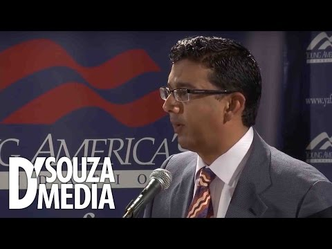American Exceptionalism: Dinesh D'Souza vs. Bill Ayers (Recorded Live)