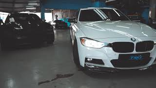 BMW G30 530i Tyre Pressure Monitor Sensor Retrofit Kit (TPMS)