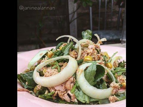 How to make Tuna Salad in 5 min