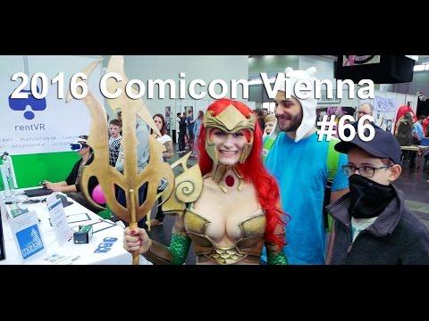 Comicon Vienna 2016 - Cosplay
