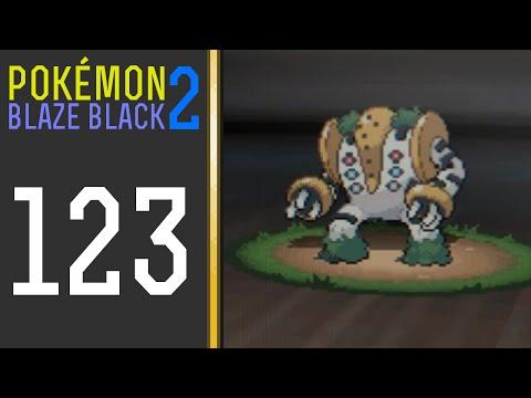 Pokémon Blaze Black 2 - Episode 123: Regirock, Regice, Registeel, and Regigigas
