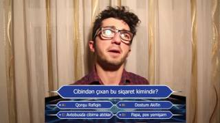 Hüseyn Azizoğlu - Milyonçusayağı ailə  - Vine - ÜÇ-ÜZ