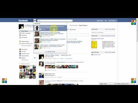 How to change your Facebook language to English (pirate).