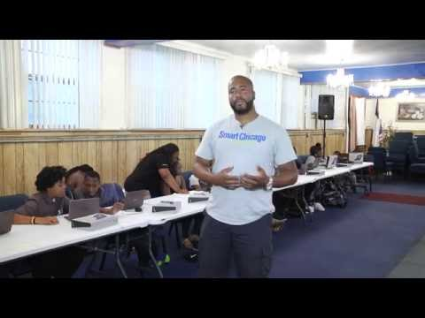 Youth Led Tech 2016-New Life Baptist Church (Roseland)