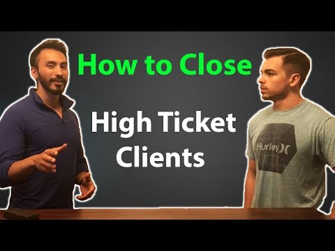 How To Close $5,000 SMM Clients A-Z