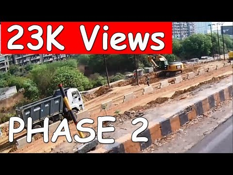 Delhi Meerut Expressway Phase 2 Construction Work Progress Status Update