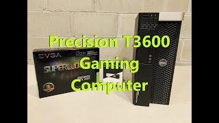 HP Z800 Gaming Computer (GTX 1080 TI and NVME 2 Install) - PakVim