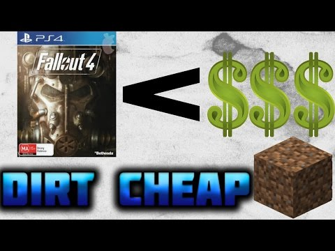 How to get games for dirt cheap!-SUPER CHEAP