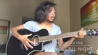 Beyonce - All Night (cover)