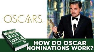 How Do Oscar Nominations Work? - Collider Crash Course