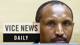 VICE News Daily: Congolese Warlord Pleads