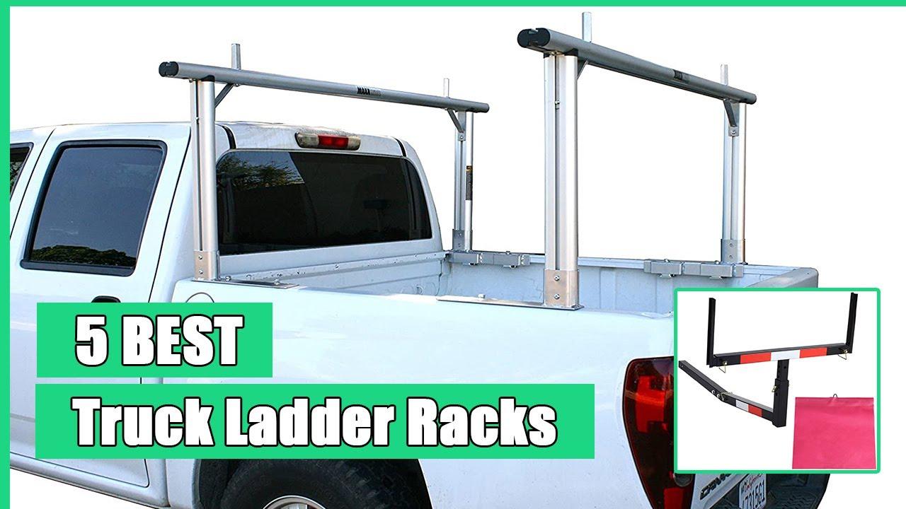 Best Ladder Racks: 5 Best Truck Ladder Racks in 2021 (Buying Guide)